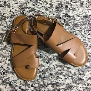 Franco Sarto Jax Sandals Sz 7.5